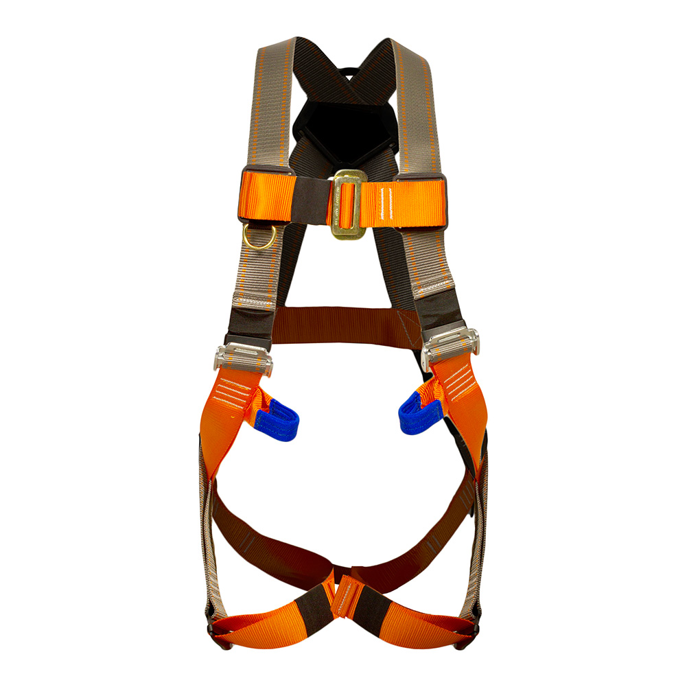 Fusion Climb Morph Trainer II Full Body Zipline Harness 23kN M-L Coyote Brown